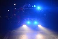 Grote brand verwoest loods Kiel-Windeweer + video