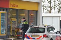 Overval Shell-tankstation Diepemaat Enschedesestraat (N18) in Haaksbergen + VIDEO