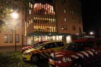 Grote opkomst oefening brandweer Sint-Michielgestel