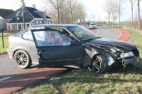 Persoon gewond bij verkeersongeval te Ginnum