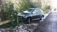 Gewonde bij eenzijdig ongeval Balkbrug
