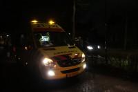 Taxichaffeur geeft eerste hulp bij onwelwording in taxi