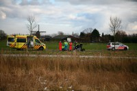 Overleden man aangetroffen op fietspad Haarlem; politie maakt PD + VIDEO