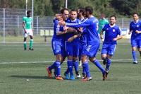Fc Suryoye-mediterraneo bekert door na overtuigende wedstrijd tegen de E'de boys
