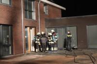 Woning in brand snel geblust door brandweer