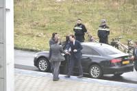 Minister Lodewijk Asscher bezoekt Leidse Moskee